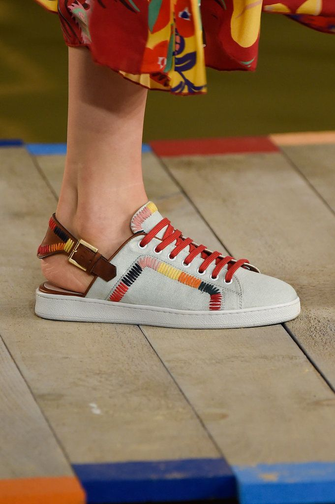 """The Spring '16 Runway Shows That Had Us Like """"OMG, Shoes"""": There are some runway collections so magical, we zoom in on every little detail — taking in the looks one by one, from top to bottom."""