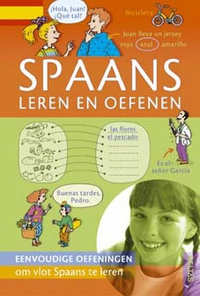 Eenvoudige oefeningen om vlot Spaans te leren. De oefeningen in dit boek behandelen op een eenvoudige manier de basiskennis Spaans. Door ze te maken oefen je zo de kennis die nodig is om vlot Spaans te kunnen spreken. Zo krijg je de vervoeging van werkwoorden zoals 'haber' en 'ser' onder de knie, je leert jezelf …