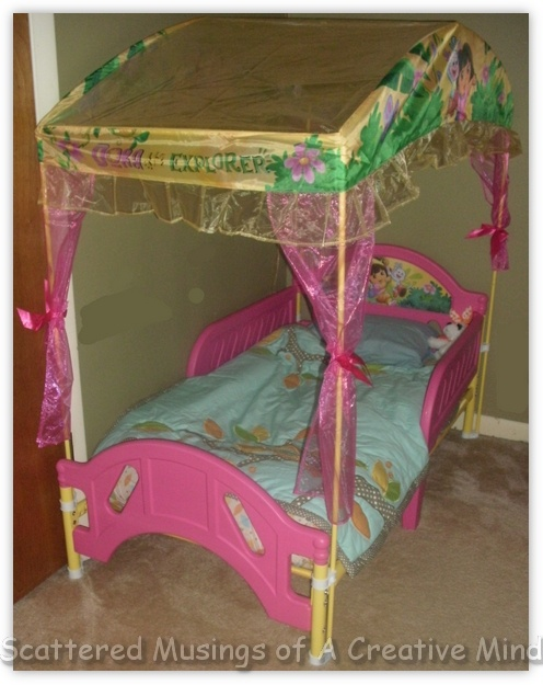 Dora the Explorer Canopy Bed & 22 best Dora toys images on Pinterest | Dora toys Dora the ...