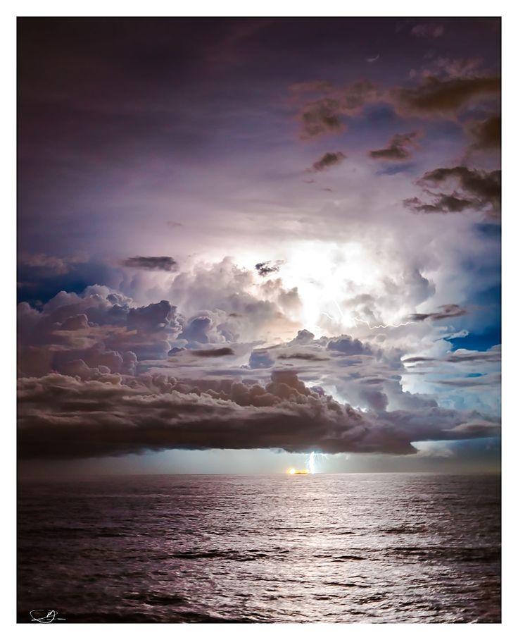 Stormy Coast II by mdomaradzki.deviantart.com on @deviantART