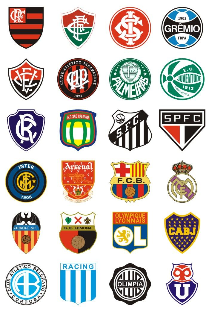 Imagens7 - Download: 1400 Escudos de Clubes de Futebol de todo o ...