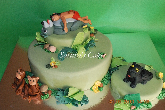66 best images about Jungle Book Cakes on Pinterest ...