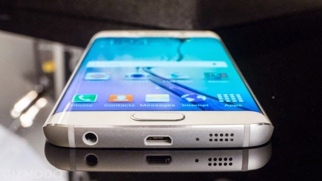 Samsung Galaxy S6 Edge will be Unveiled Very Soon