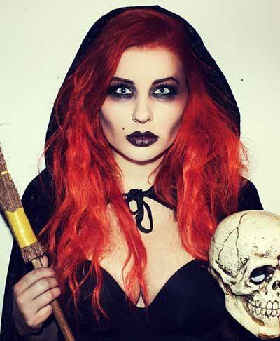 Dicas De Como Fazer Maquiagem De Bruxa Para Festas I Need