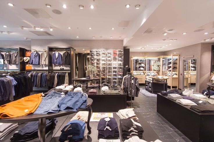 Volt Kompassen | KS Projekt är inredningspartner för Volts konceptbutiker. Läs mer om projektet på Kompassens köpcentrum i Göteborg.