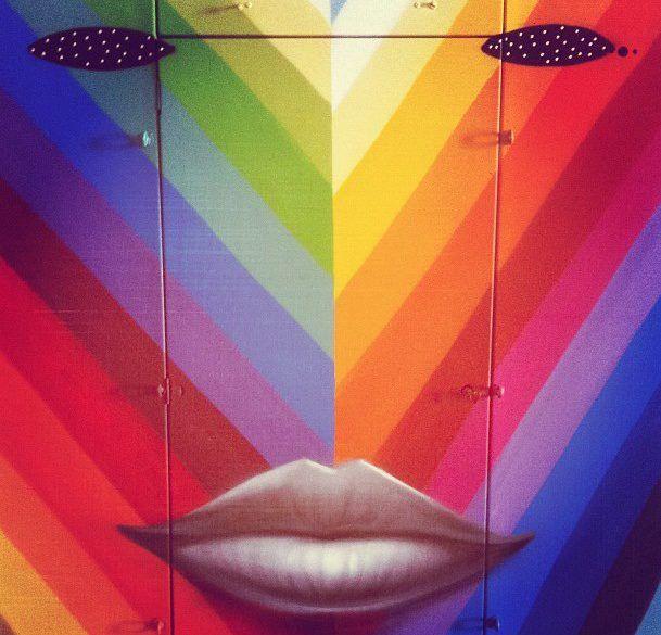 Hopi Prophecy Rainbow: 88 Best Images About Okuda Street Art On Pinterest