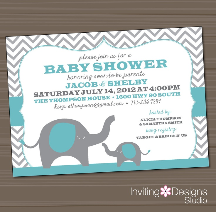 141 best Elephant Baby Shower images on Pinterest   Boy shower, Baby ...