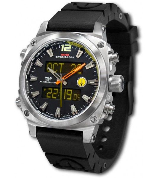 MTM Special Ops MTM-STRSRS Air Stryk Mens Stainless Watch