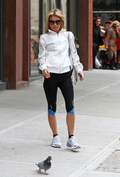 kelly ripa's workout style