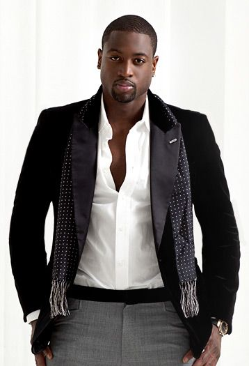 Dwyane Wade..I love him  Celeb Crush