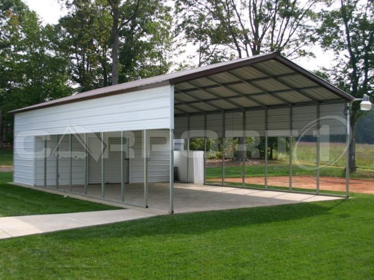 Steel Boat Shelter : Images about rv carports covers and shelters on