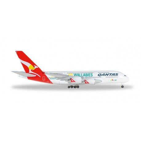 NUEVO, mas info: http://www.maqualas.cl/es/home/438-airbus-a380-qantas-wallabies--4013150528917.html