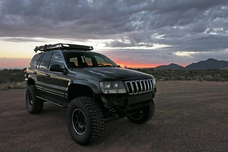 TheKSmith's 2003 Jeep Grand Cherokee WJ Limited 4.7 H.O. - The Do-It-All Rig - Page 81 - Offroad Passport Community Forum