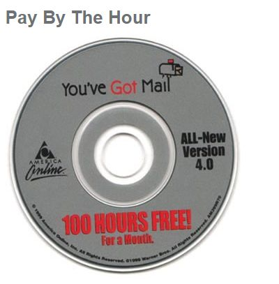 my god, how many used to come in the mail, for 1 year i had aol for free.  ;)