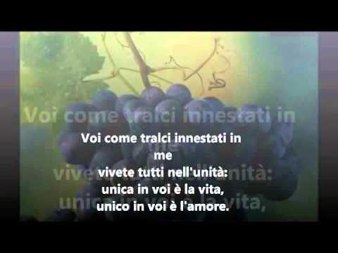 La Vera Vite - Marco Frisina (Legendas)
