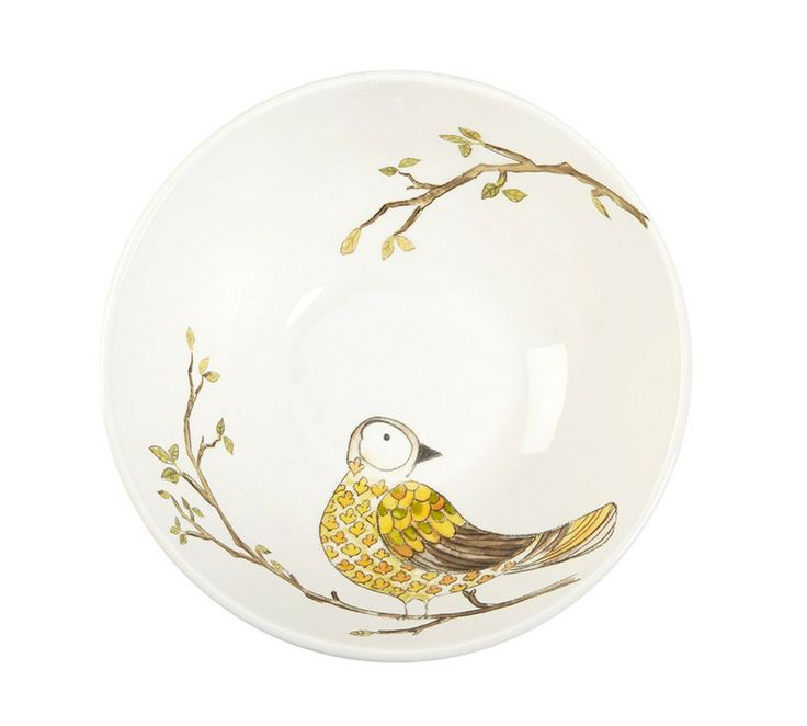 Skylark Plates & Bowls, Set of 4  |  Pottery Barn Australia