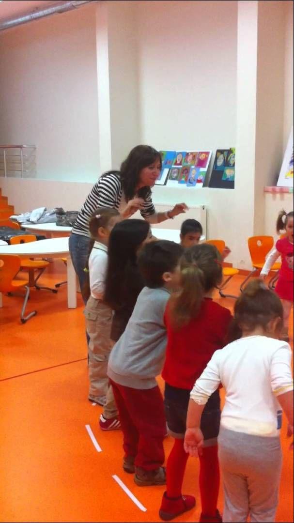 Ders Orff Eğitimi Vak Vak Çocuk Şarkısı