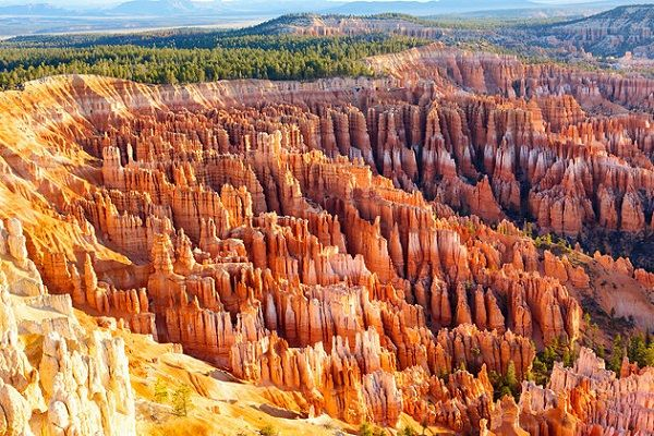 Bryce Canyon National Park is located in Southwestern Utah in Garfield and Kane Counties