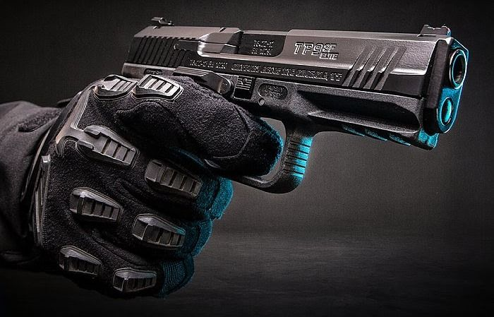 Canik has broadened the color options for the TP9SF Elite so
