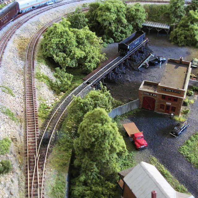 47 Best HO Model Train Layouts Images On Pinterest