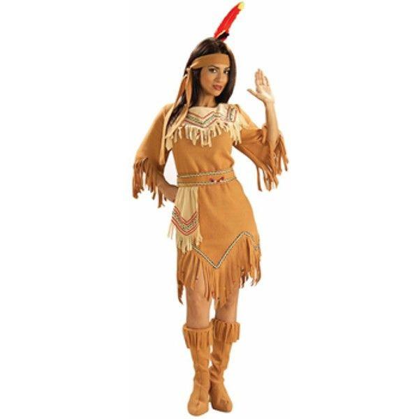Adult Native American Sacagawea Costume