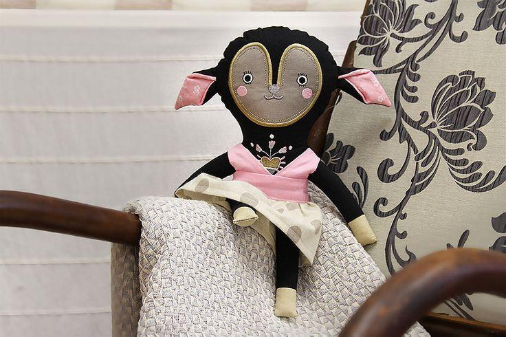 doe doll by Břichopas toys