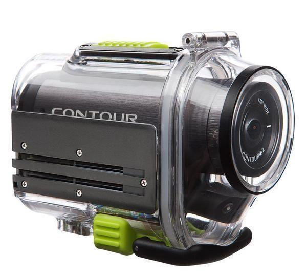 CONTOUR - Mini-HD-Camcorder Contour+2
