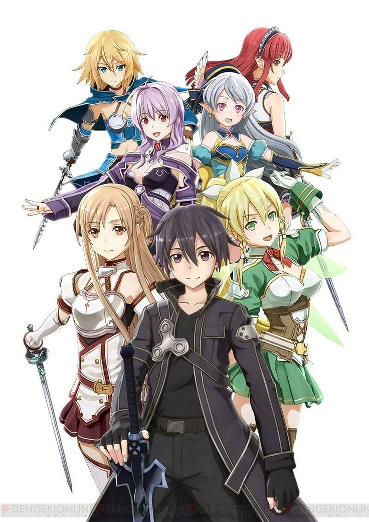 Sword art online lost song