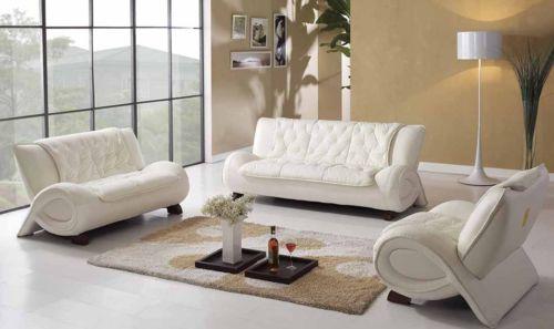 Nét đẹp khó cưỡng từ những bộ ghế sofa da cao cấp