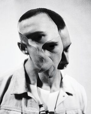 Jesse Draxler: Untitled, personal project. Handmade collage, 2015