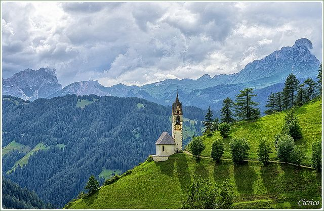 L'incanto della Val Badia - The charm of the Val Badia | Flickr - Photo Sharing!