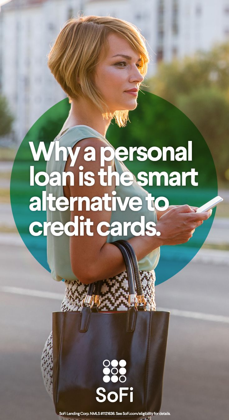 Did you know that a personal loan might just be the perfect way to pay off high-interest credit card debt? SoFi walks you through five reasons a low-rate, no-fee loan can save you thousands.