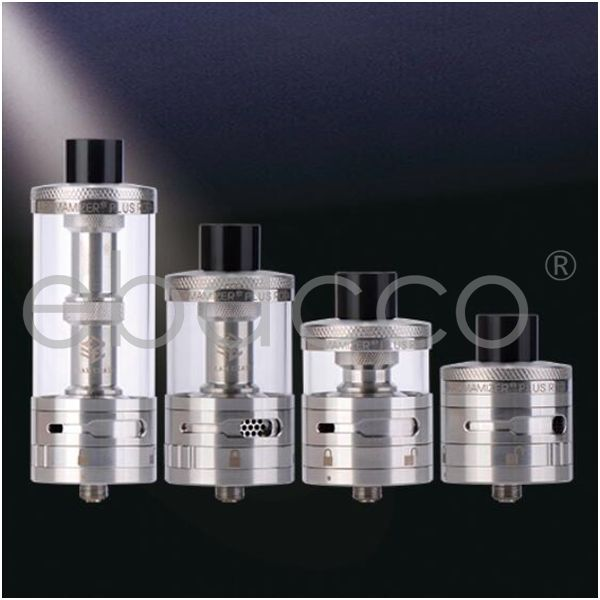 steam crave Aromamizer plus 30ml RDTA | Clearomizer | Vape, Cravings