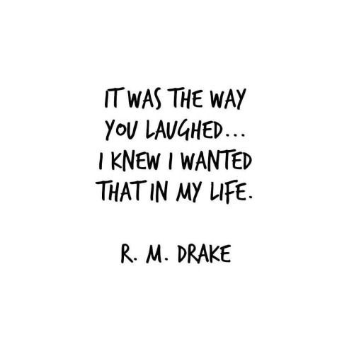 True ... I love your laugh so much!!!!