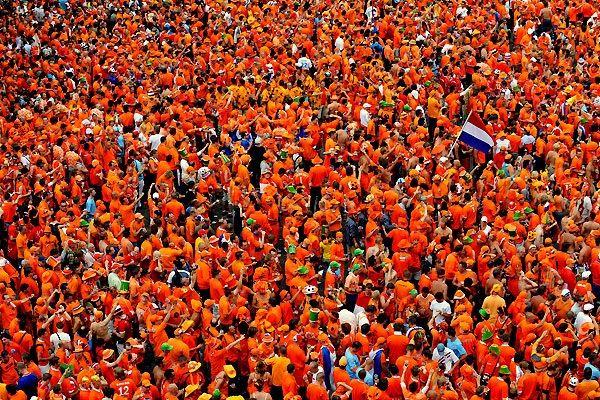 Oranje koorts