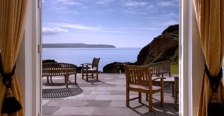 Burgh Island * Devon