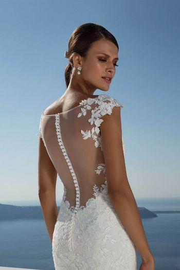 88014 Brautkleider Meerjungfrau Mermaid Wedding Dresses