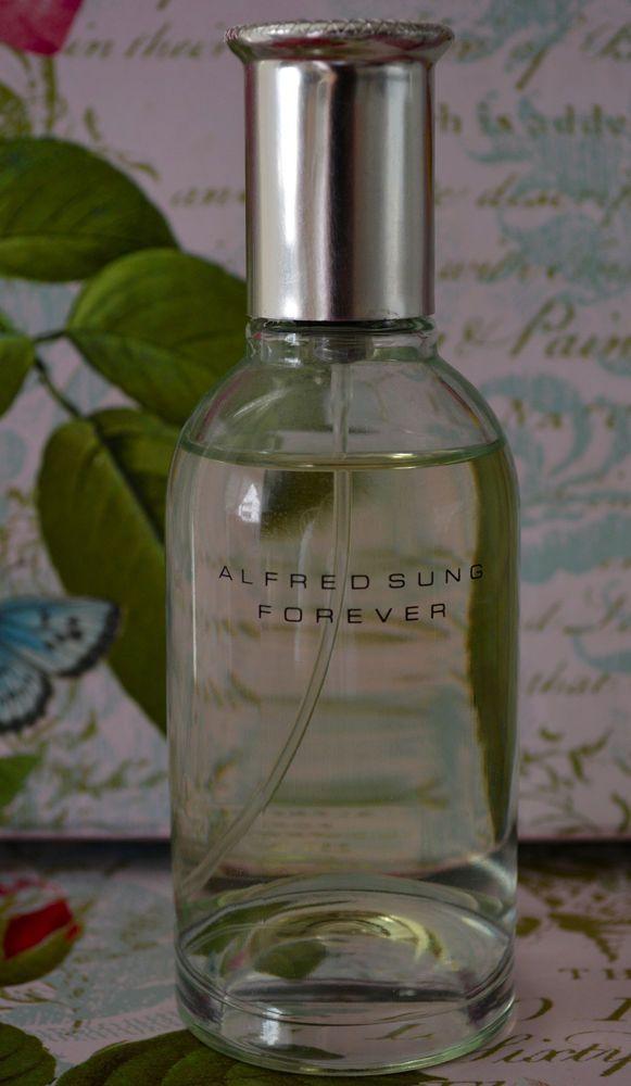 FOREVER Alfred Sung Perfume For Women 2.5 Fl Oz RARE 90% Full Parfum Spray  #AlfredSung