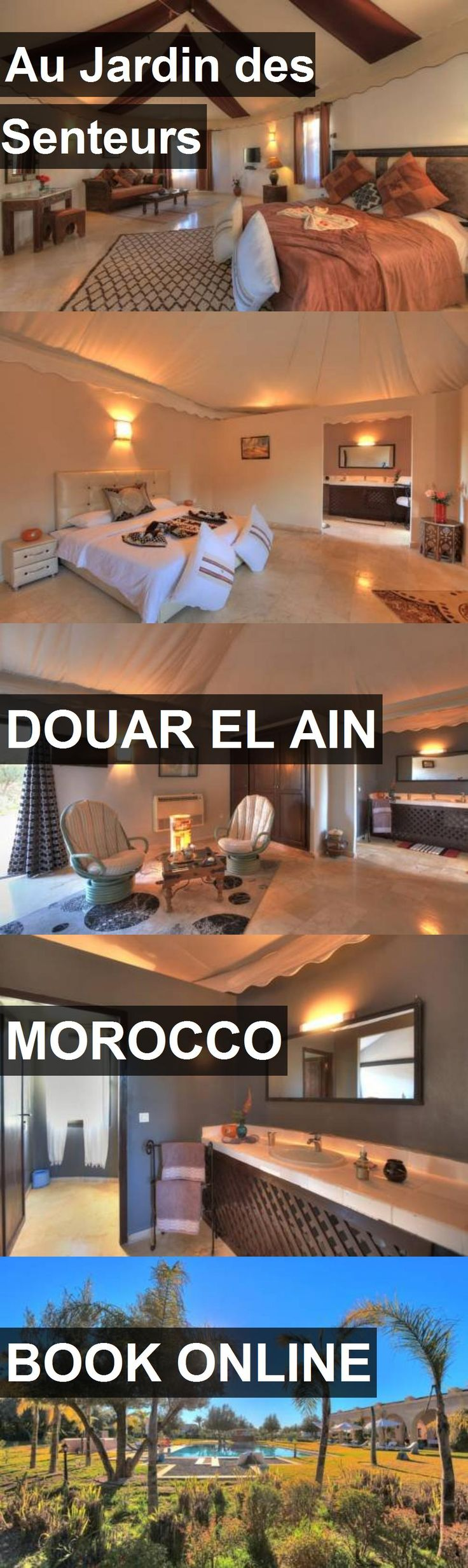 Hotel Au Jardin des Senteurs in Douar el Ain, Morocco. For more information, photos, reviews and best prices please follow the link. #Morocco #DouarelAin #AuJardindesSenteurs #hotel #travel #vacation