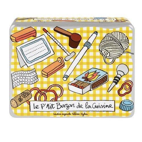 Boîte Le P'tit Bazar de la Cuisine