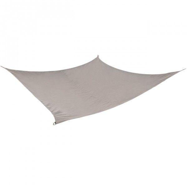 Voile D Ombrage Carree Taupe Tonnelle Pergola Voile Mobilier De Jardin Jardin Plein Air Gifi Voile Ombrage Ombrage Voile