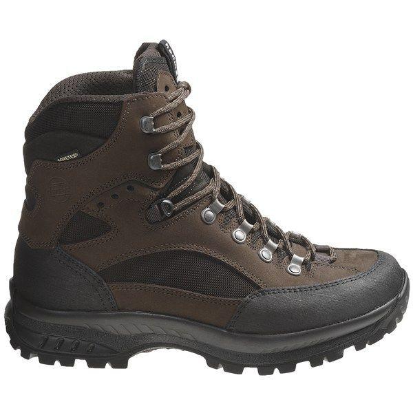 Zapatos negros Hanwag Alaska GTX para hombre vnXOI2