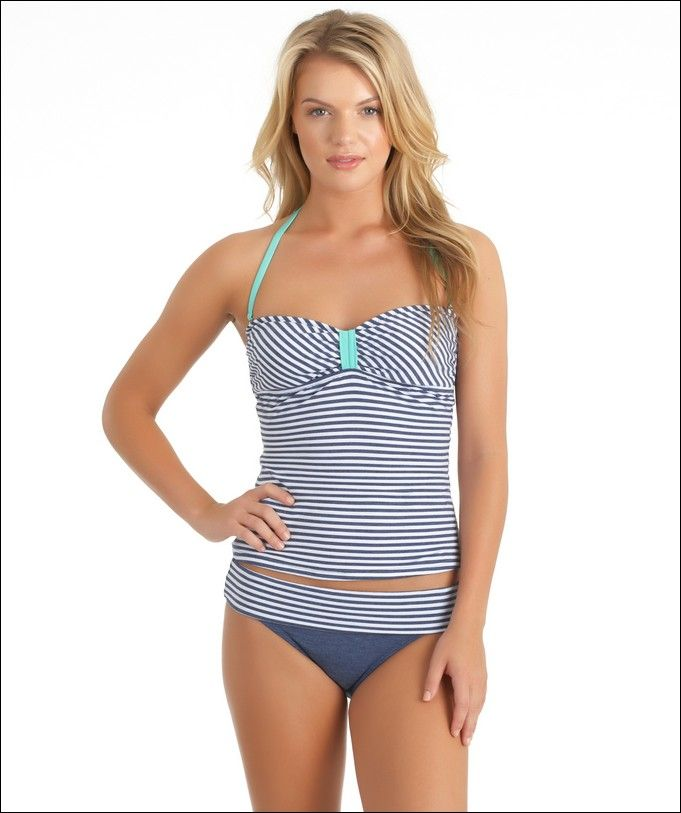 Gallery For > Strapless One Piece Swimsuits For Juniors