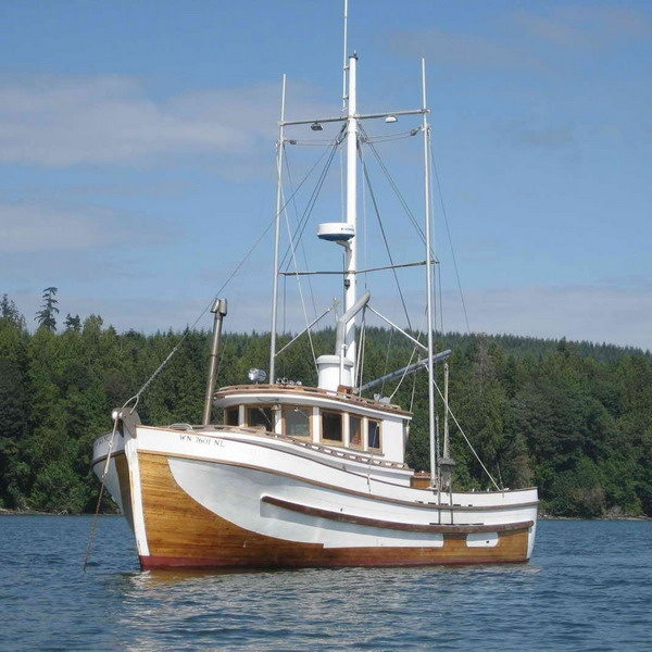 44 best salmon trollers images on pinterest boats for Commercial fishing boats for sale gulf coast