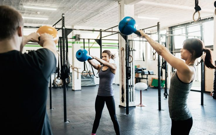 8 Kettlebell Exercises for Everyone