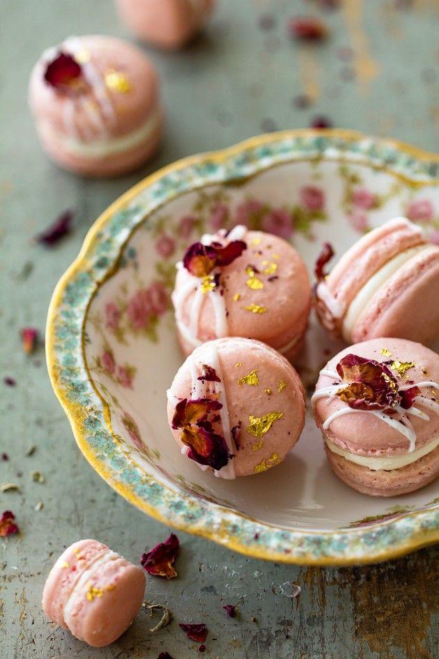 Jasmine Rose Macarons | Bakers Royale copy