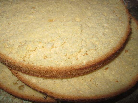 Бисквит, виды и способы приготовления. Бисквит классический.