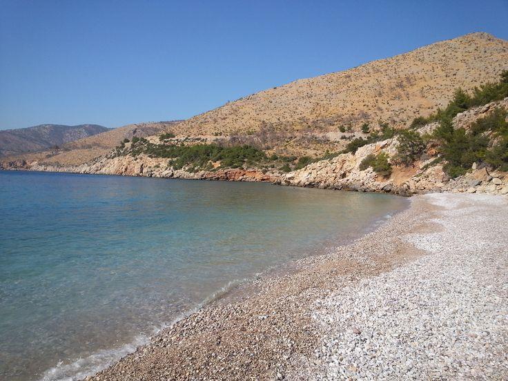 Chios, Trachili Beach