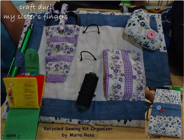 sewing organizer