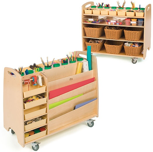 Hmmm - something similar for my cake decorating tools & supplies or even scrapbooking